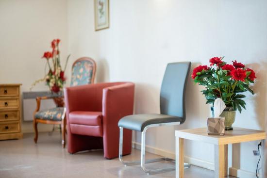 Salles de soin